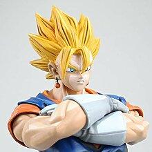 QTRT Dragon Ball Super Saiyan Gogeta Comic Farbe