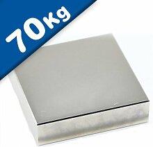 Quadermagnet / Magnetquader aus Neodym (NdFeB) -
