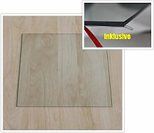 Quadrat 100x100cm - Funkenschutzplatte