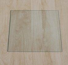 Quadrat 110x110cm - Funkenschutzplatte