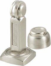 Quadratisch Base-Design-magnetischen Metall Türstopper Türfeststeller w Installation Ki