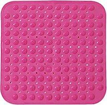 Quadratische geruchlose Badezimmer-Matte,