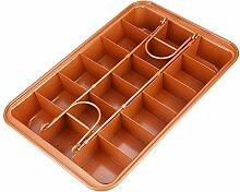 Quadratische Kuchenform, Kuchen Brownie Pan