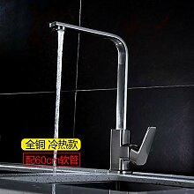 Quadratisches Rohr Hochwertige Wasserhahn