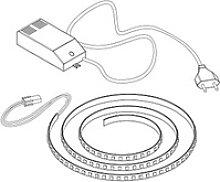 Quadrifoglio     LED-Lichtleiste