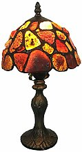 Qualität Nachttischlampe, Tiffany Style Glas