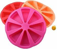 Qualität Werkzeuge Dreieck Silikonform Kuchen backen