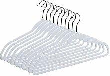 Quality Hangers Kunststoff Non samt, Nicht