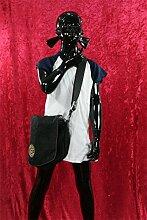 Qubeat schwarz-glänzende Schaufensterpuppe
