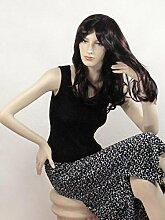 Qubeat Sitzende, weibliche Schaufensterpuppe