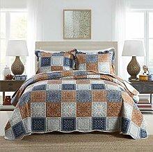Qucover Tagesdecke Bettüberwurf 220x240 cm für