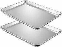 QuCrow Antihaft-Backblech, Aluminium