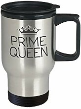 Queen Prime Thermobecher Queen Reisebecher aus