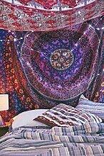 Queen-Size-Bett, Baumwolle, Tischläufer,