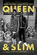Queen & Slim – Film Poster Plakat Drucken Bild -