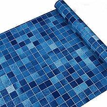 Queenbox® Wasserdichte Badezimmer Tapete Mosaik