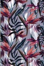 queence Garderobe Pflanzen bunt