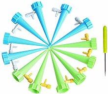 Queenhairs Automatisch Bewässerungsset,12 Stück