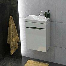 Quentis Badmöbel Gäste-WC Set Sivas, Breite 40