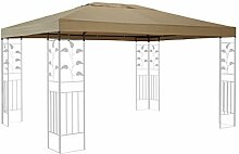 QUICK STAR Ersatzdach für Blätter Pavillon 3x4m