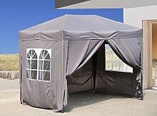 QUICK STAR Pop-Up-Pavillon 2 x 3 m Smoky Grau mit