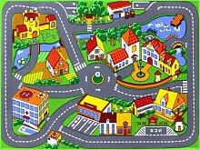 Quiet Town Teppich Kinderteppich | Spielteppich 95x133 cm