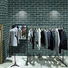 qunxun Vintage Stein Ziegel Tapete Für Wände