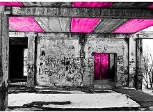 Quotes Vandalism Fotodruck in Magenta East Urban