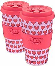 QUY CUP. Love Bamboo Coffee To Go Becher – 2