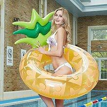 QVQV Pool floatie Aufblasbarer Schwimmring FüR