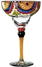 QWEP 270ml Weingläser Glas Becher Becher Home Bar