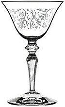 QWEP Glas Becher Glas (Color : 130ml Pattern)