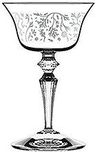 QWEP Glas Becher Glas (Color : 135ml Pattern)