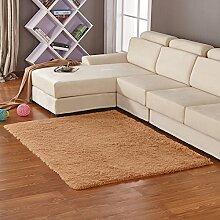 qwer Das Wohnzimmer Schlafzimmer Küche Klappe mat Wolle pads Couchtisch Fuß und Badezimmer mit separatem Kojenbett, 40x60cm, seine Karte