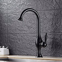 Qwer  Der Orb Wasserhahn warmes und kaltes kontinentales Küche Badezimmer Waschtisch Armatur Hubhöhe Sitzbank Waschtisch Armatur Bad Armatur