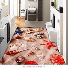 Qwerlp Boden Wandbild Tapete 3D Stereo Schöne