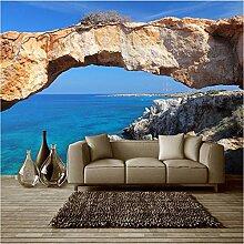 Qwerlp Tapete 3D Wandbild Für Wand Landschaft