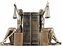 qwqqaq Lady Justice Statue Skulptur Zu Top