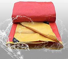 QYQPB Orange Plane Polyethylen Regen Tuch wasserdicht Sonnenschutz Plane klebrige Dampf LKW Plane Leinwand, Dicke 0,4 mm, 240 g/m2, 20 Größen zur Auswahl (Farbe : 5M*8M)