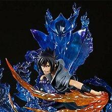 QYSZYG Anime Naruto Sasuke Modellschmuck Exquisite
