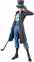 QYSZYG One Piece Saber Anime Modell Statue