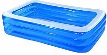 qz Inflatable Bathtub Baby Schwimmbad Home Aufblasbare Bad Spiel Pool ( größe : 366cm )