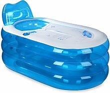 QZz Home® Aufblasbare Badewanne Badewanne für