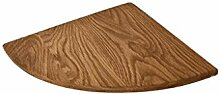 QZz Home® Nordeuropa Regal Küche Wand Massivholz