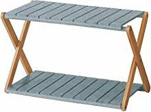 QZz Home® Regal Schlafzimmer Massivholz