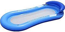 R-cors Wasserhängematte mit Netz,Luftmatratze