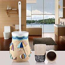 R & Y Möbelzubehör R&Y die klobürste setzen wc