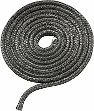 R104 02813 Geflecht zum Abdichten, für Kamineinsätze, 8mmx2,5m