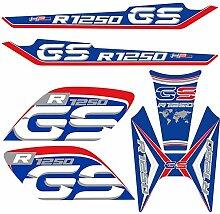 R1250 R 1250 GS Motorrad-Aufkleber for R1250GS