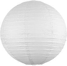 Rabalux - Lampenschirm weiß E27 Durchmesser 30 cm